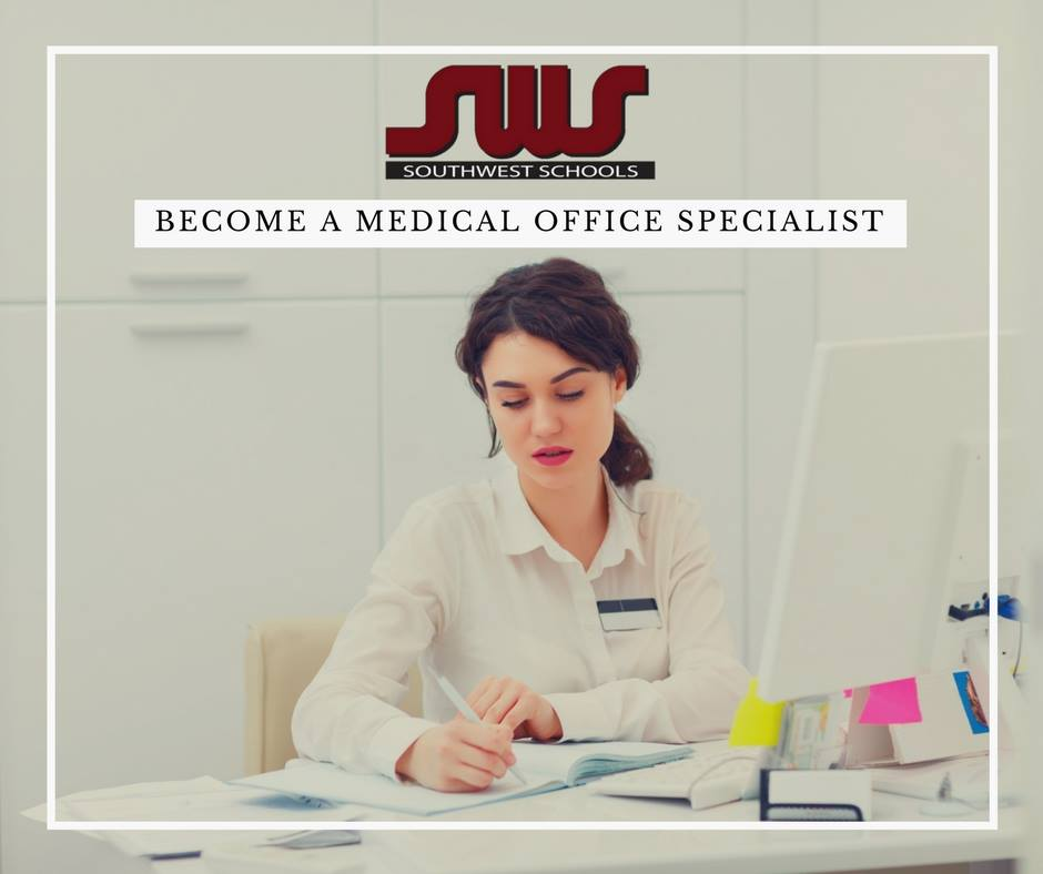 classes for medical office work in san antonio texas