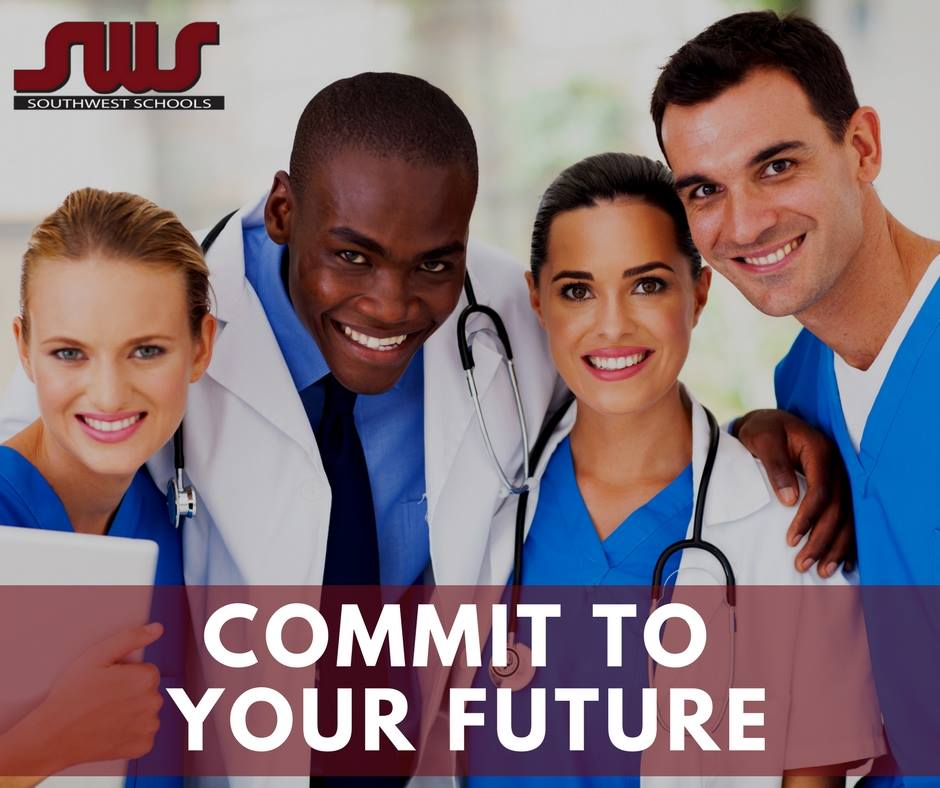 Texas Vocational School, Commit to a career school