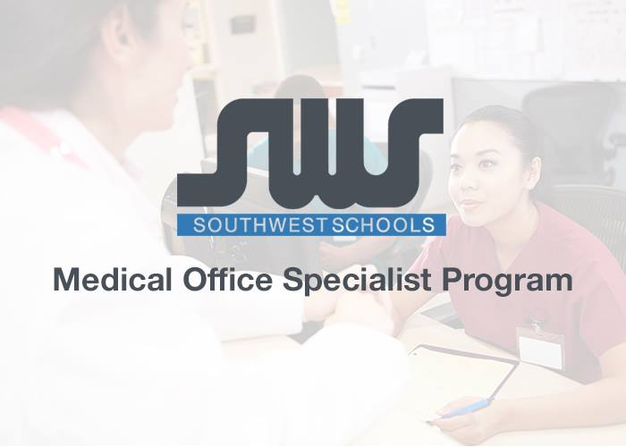 what does a medical office specialist do?